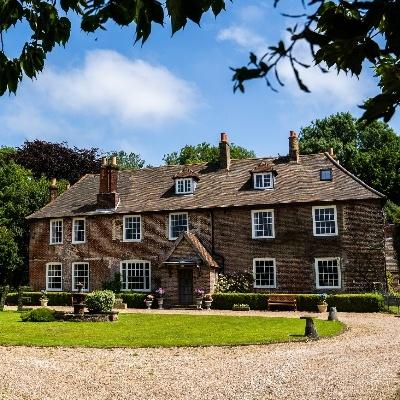 You do you, says Shelley Holmes of Kent wedding venue Solton Manor