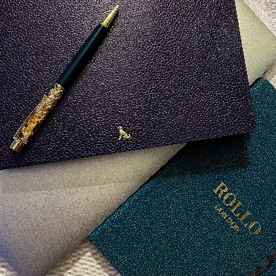 New direction for luxury stationery company