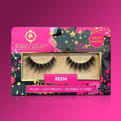 Discover your eye shape and pick the perfect lashes