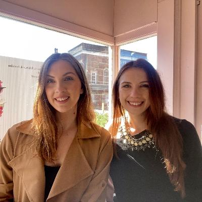 Meet Megan and Hannah Longworth, directors of Vicki's Bridal Boutique