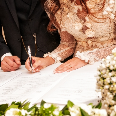 Changes to wedding marriage certificate requirements