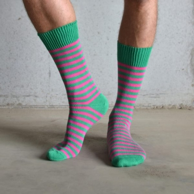 Choosing the perfect socks for your special day with Jayne Ireland