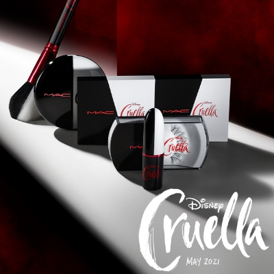 Makeup your own rules! MAC launch Disney Cruella Collection