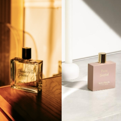 Exquisite scents to make your special day unforgettable