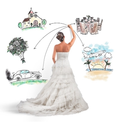 Plan the perfect wedding day with help from the ezyorganizer app