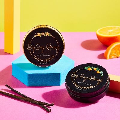 Introducing Brush Soap by Joy Adenuga