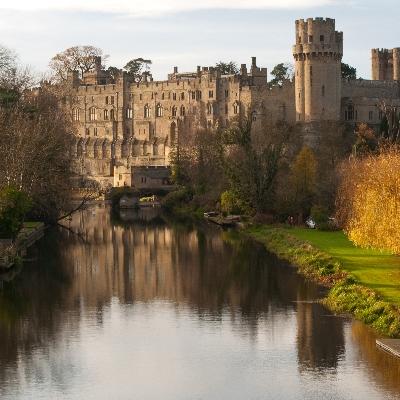 The UK's most beautiful wedding castles