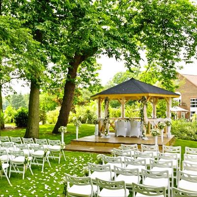 County Wedding Events comes to Tudor Park, Kent!