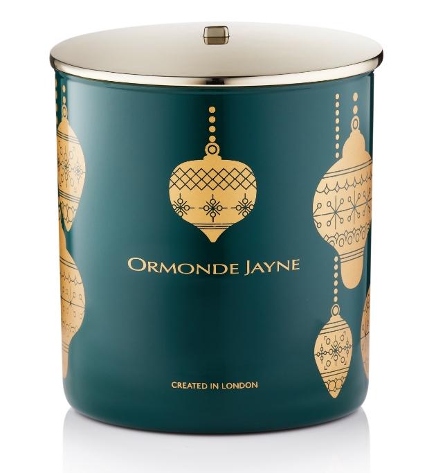 Jayne Ormonde feative candle - Etoile