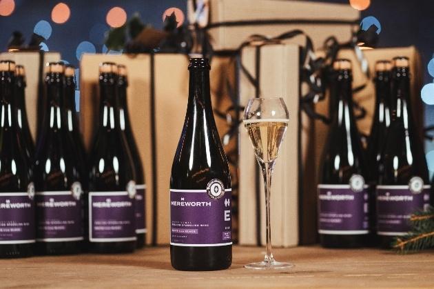 Mereworth Wines English Sparkling wine