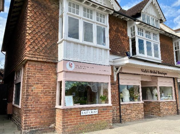 Vicki's Bridal Boutique Tenterden Kent