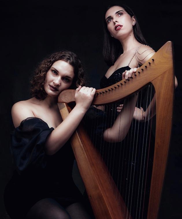 2 of harps adele and karina
