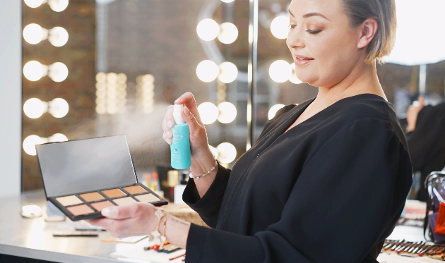 Award-winning make-up artist Lisa Armstrong