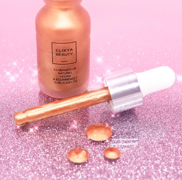 Elikya Beauty Illuminating Highlighter Gold RRP (full sized) £13