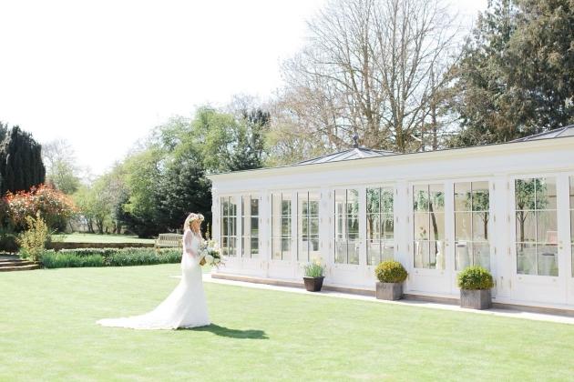Hayne House eco-friendly wedding venue in Kent