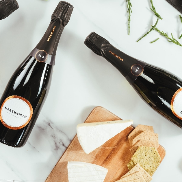 Kent's Mereworth Wines white wine food pairings
