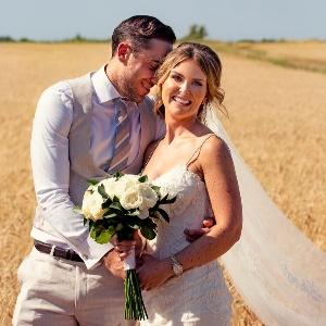 Garter Wedding Photography