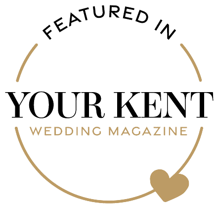 Featured in Your Kent Wedding magazine